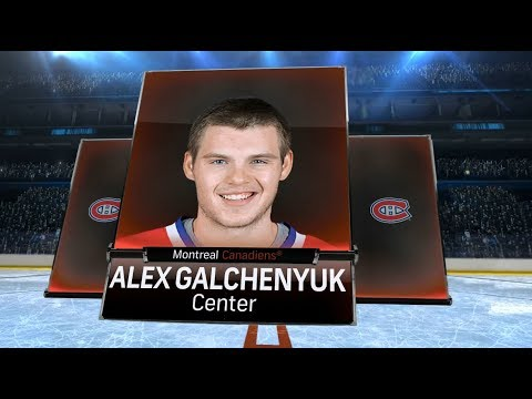 NHL 17 - Alex Galchenyuk Hat Trick vs Toronto Maple Leafs