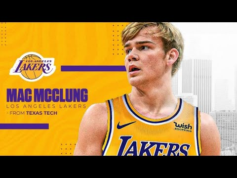 McClung signs with Lakers