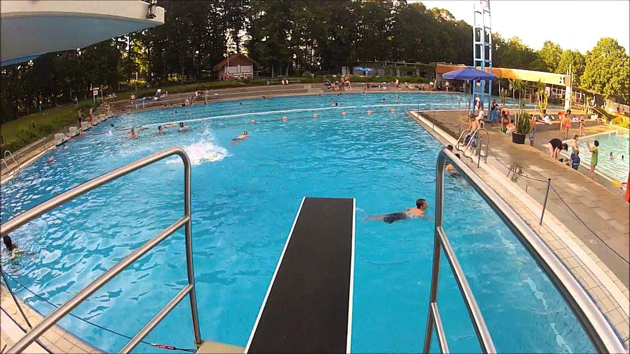 fun in the sun rodenbach germany swimming pool youtube