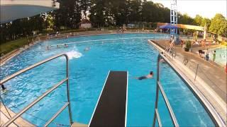 Fun in the Sun (Rodenbach, Germany Swimming Pool)