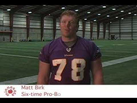 Minnesota Parents Know Promo-Matt Birk