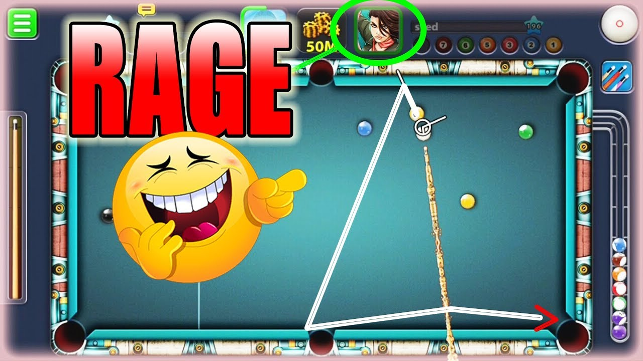 THE GREATEST KNUCKLE SHOT IN BERLIN EVER! (MADE OPPONENT RAGE!) - 8 Ball Pool