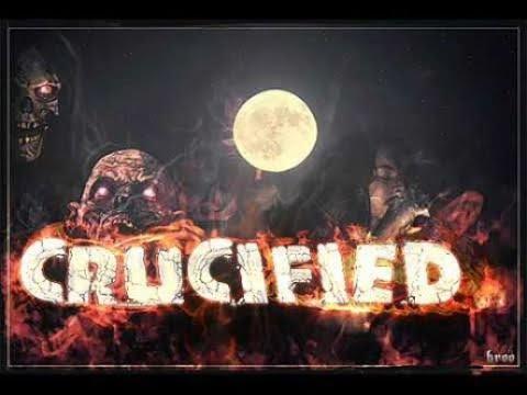 Crucified - That Music Lyrics On Screen
