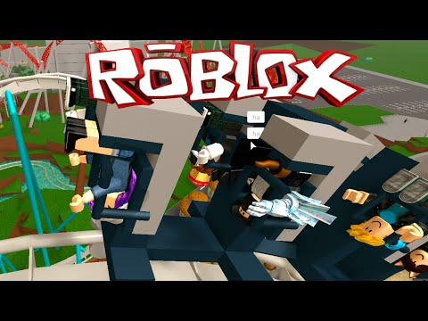 Roblox Opening My Very Own Theme Park Theme Park
