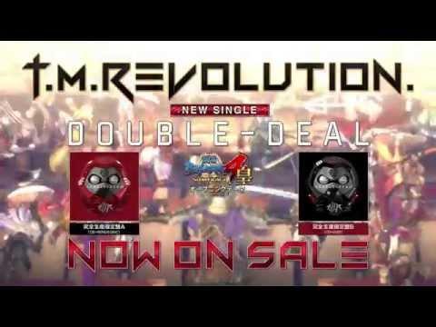 T.M.Revolution 「DOUBLE-DEAL」SPOT 30秒 ver.