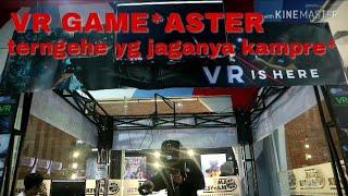 Ngga ngga lagi main VR genre horor di Game*aster!!