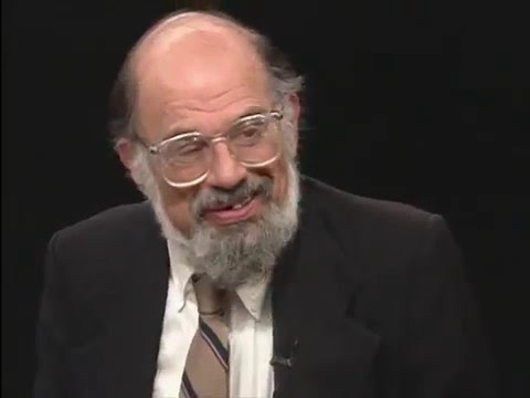 Allen Ginsberg reveals his favorite movies of 1991