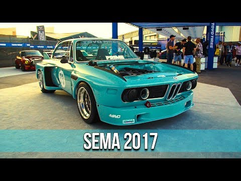 SEMA 2017 Recap - Vibrant Performance Cars of SEMA!