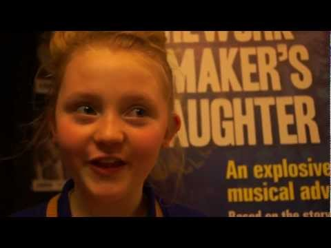 The Firework-Maker's Daughter: audience reaction