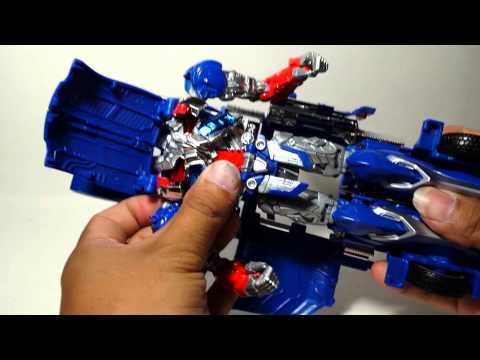 Clip #11 - Review Leader Optimus Prime - Transformers 4 Age of Extinction