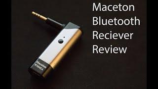видео Bluetooth-ресивер Maceton WM4U