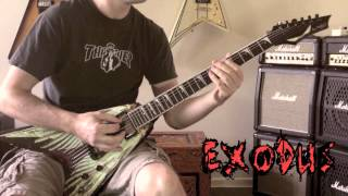 Exodus - Riot Act Guitar Cover