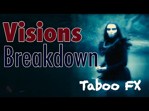 Taboo FX Revealed: James' Visons and Flashbacks