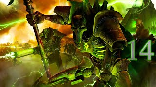 Warhammer 40,000: Dawn of War Dark Crusade Nekroni #14 (Gameplay PL, Zagrajmy)