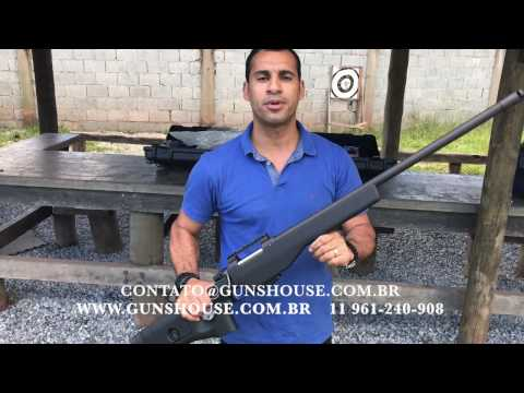 Remington 700 PSS-DM Sniper rifle   308 Cold Bore shot and