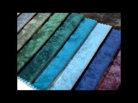 Crush (Велюр) Mebelliery - мебельная ткань Краш Мебельери