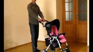Видеообзор детской прогулочной коляски Cam Portofino(Интернет-магазин детских товаров