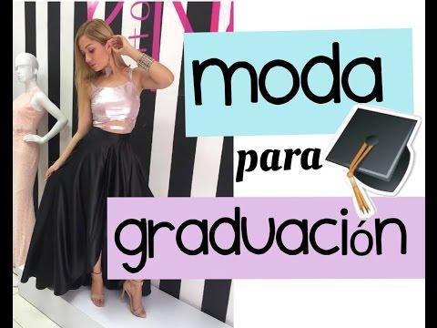 ¿Cómo me visto para brillar en mi graduación?  - tendencias 2017- #mafconsejos