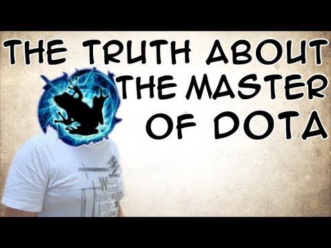 видео: the truth about the master of dota / Правда о Хозяине Доты