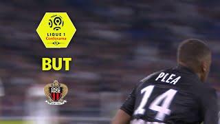 But Alassane PLEA (89') / Olympique Lyonnais - OGC Nice (3-2)  (OL-OGCN)/ 2017-18
