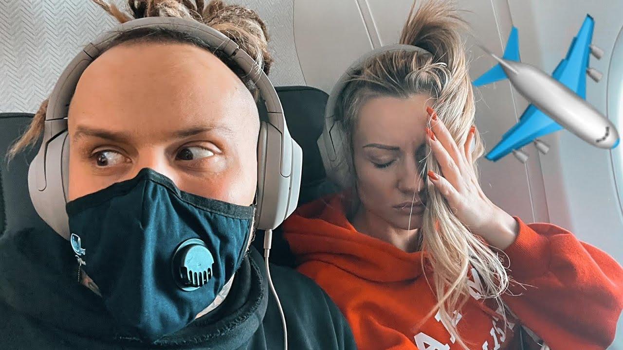 ...nasz NAJGORSZY lot w życiu! ✈️ *nie wpuścili nas na pokład...znowu*