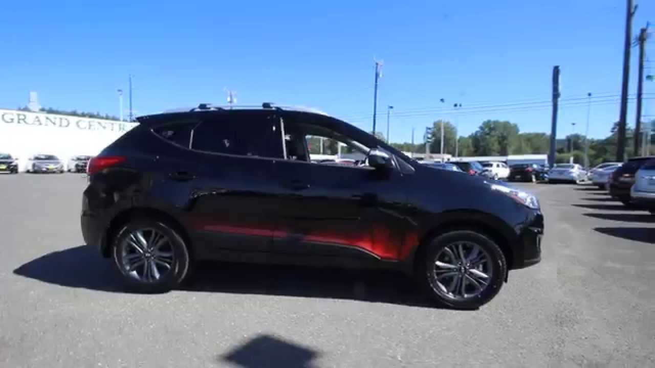 2015 Hyundai Tucson Walking Dead Special Edition Black