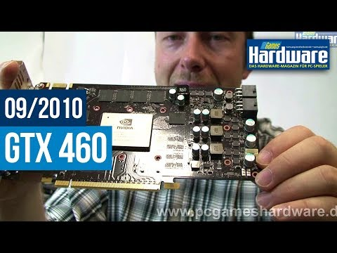 Nvidia GTX 460 Partnerkarten im Hands-on | PCGH DVD-Video 09/2010