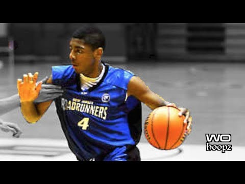 free shipping 4a039 079f7 Kyrie Irving in High School | OFFICIAL Junior Year Mixtape!