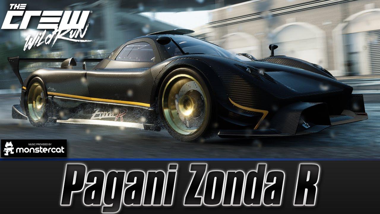 The Crew Wild Run: Pagani Zonda R (Zonda F Circuit Spec ...