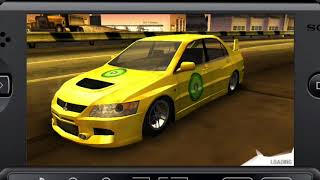 Let's Play - Need For Speed Carbon: Own the City (Mountains region)