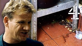 """""""This Really Is My Idea of Kitchen Hell"""" Ramsay SHOCKED! 