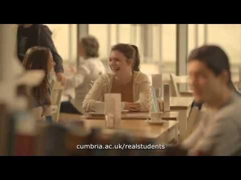 University Of Cumbria - Experience Your University Of Cumbria