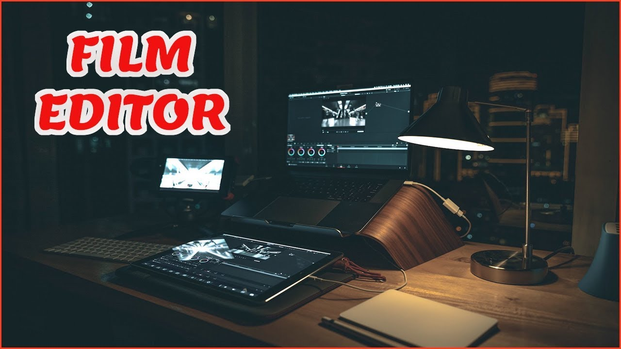 how to become an editor for movies