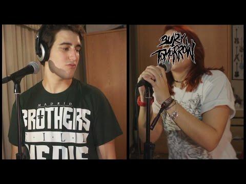 Bury Tomorrow - Lionheart - Sevi ft Cristina Pg [Vocal Cover]