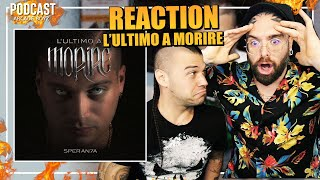Speranza - L'ultimo a Morire ( Disco Completo ) | REACTION by Arcade Boyz