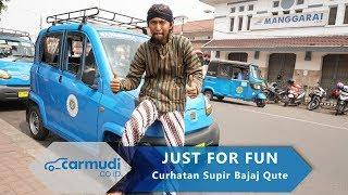 Curhatan Supir Bajaj Qute Beli Bajaj Seharga Mobil
