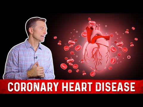 Two Causes of Coronary Heart Disease (It's NOT Saturated Fat)