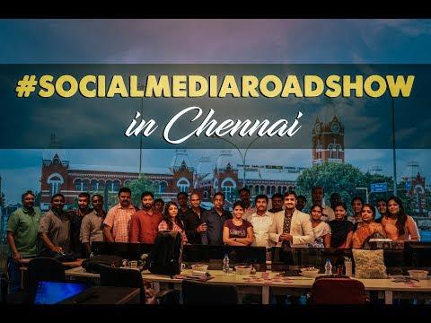Social Media Marketing Workshop in Chennai | Corporate Training | #SocialMediaRoadShow
