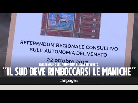 """Referendum, in Veneto stravince il Sì: """"Sgobbiamo tutti i giorni per dare le nostre tasse a Roma lad"""