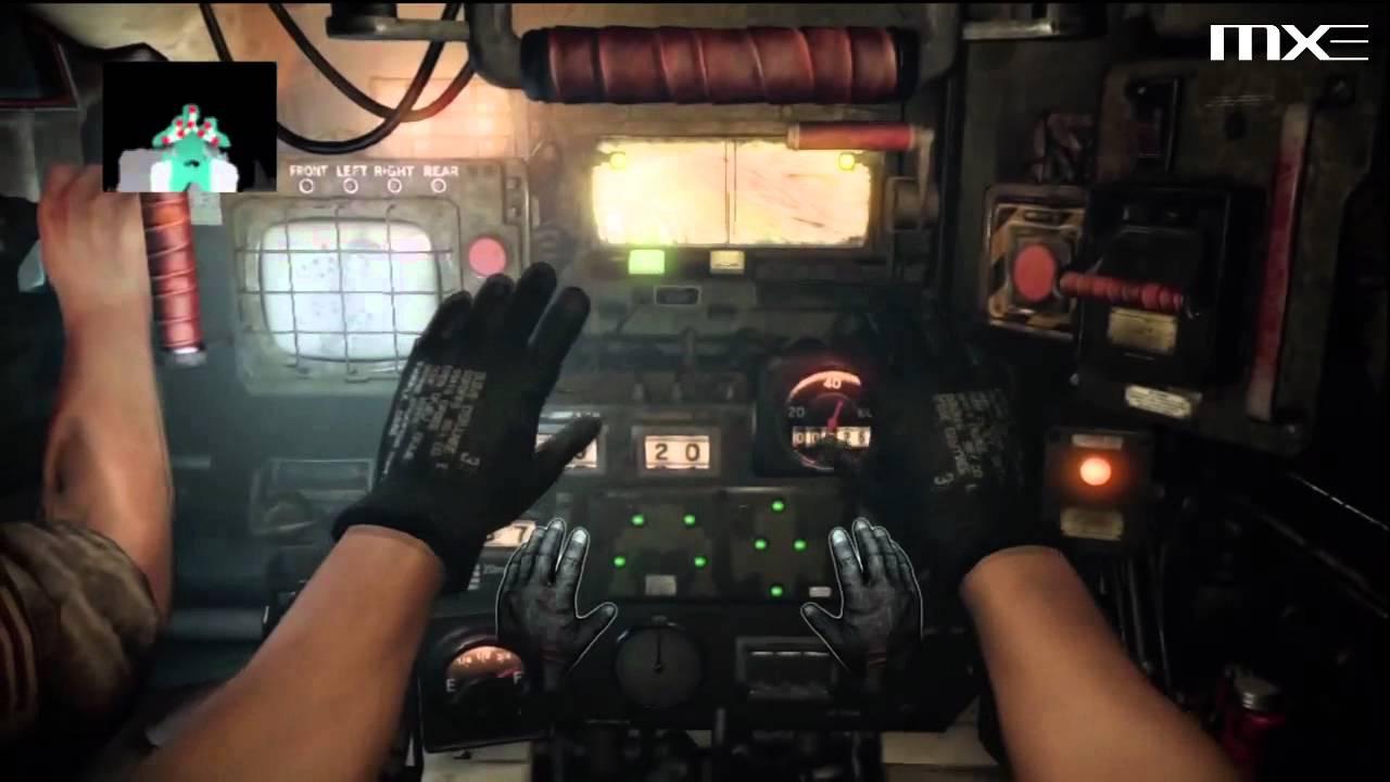 Steel Battalion Heavy Armor Demo Tutorial Gameplay Hd Youtube
