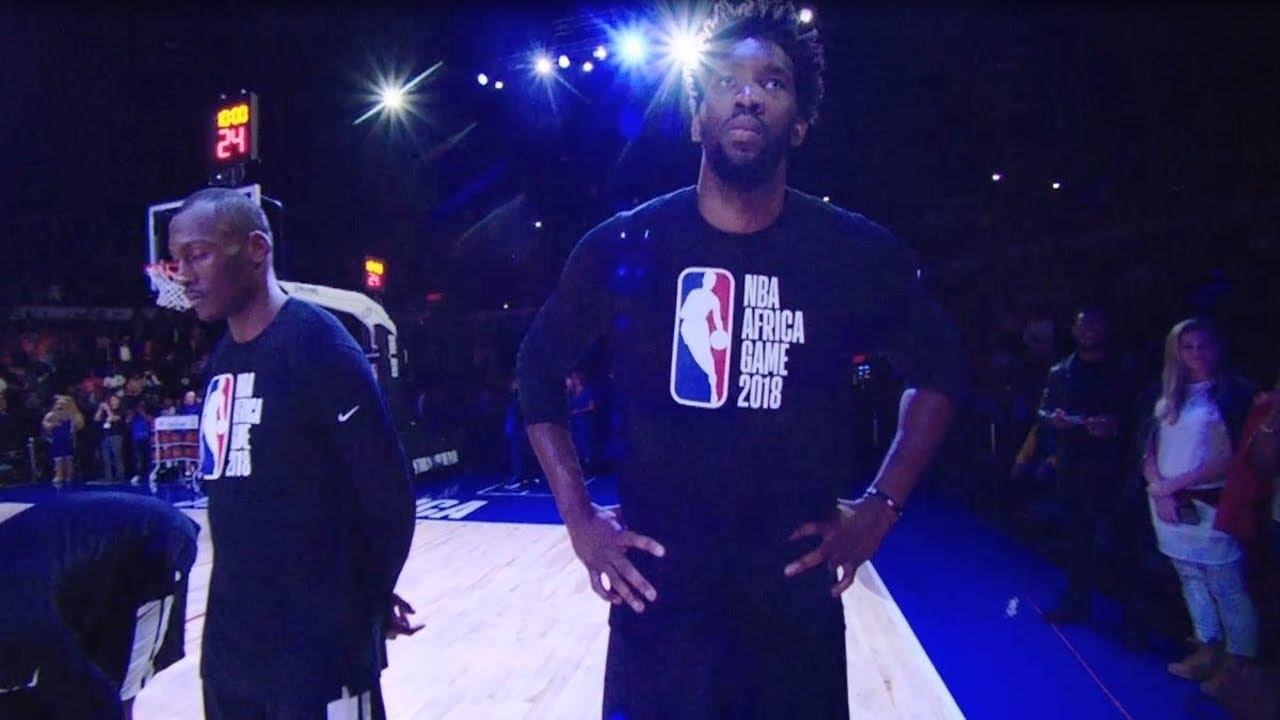 Best of Phantom: NBA Africa Game 2018