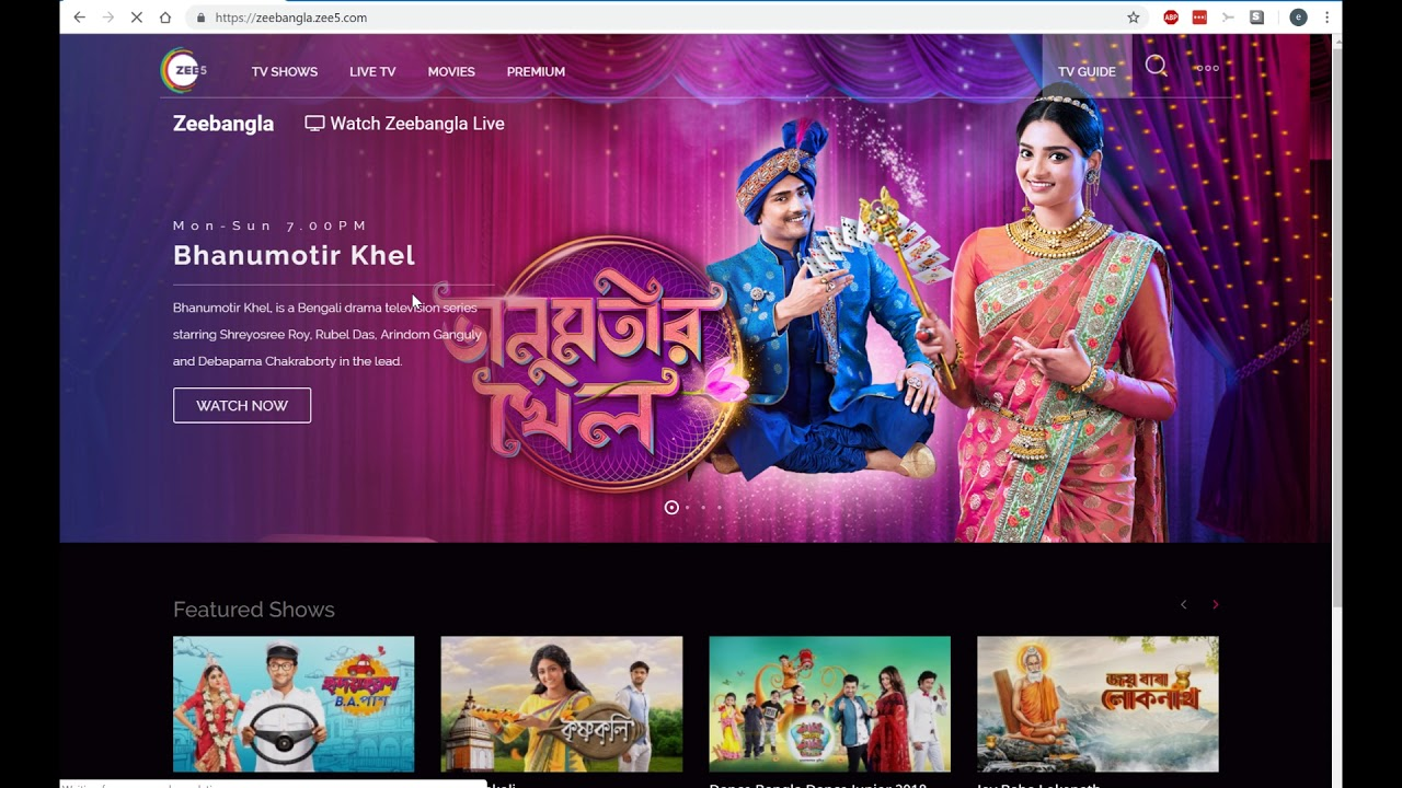 How to watch Zee Bangla in the UK - VPN Compare