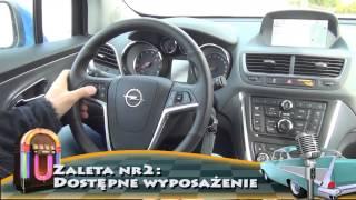 Opel Mokka - 4 zalety i 4 wady