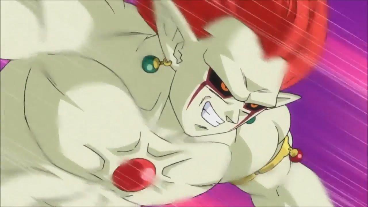 Dragon Ball Heroes - Demigra Final Form VS Goku - YouTube