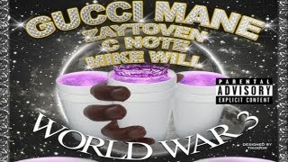 Gucci Mane - No More (ft. 2 Chainz) [World War 3: Lean]