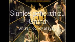 Rammstein - Roter Sand [Orchester Version] (Letras Alemán - Español)