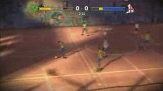 Fifa Street 3 Gameplay Demo (PS3)