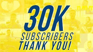 30K SPECIAL! THANK YOU FOR YOUR CONTINUED SUPPORT! #MOT