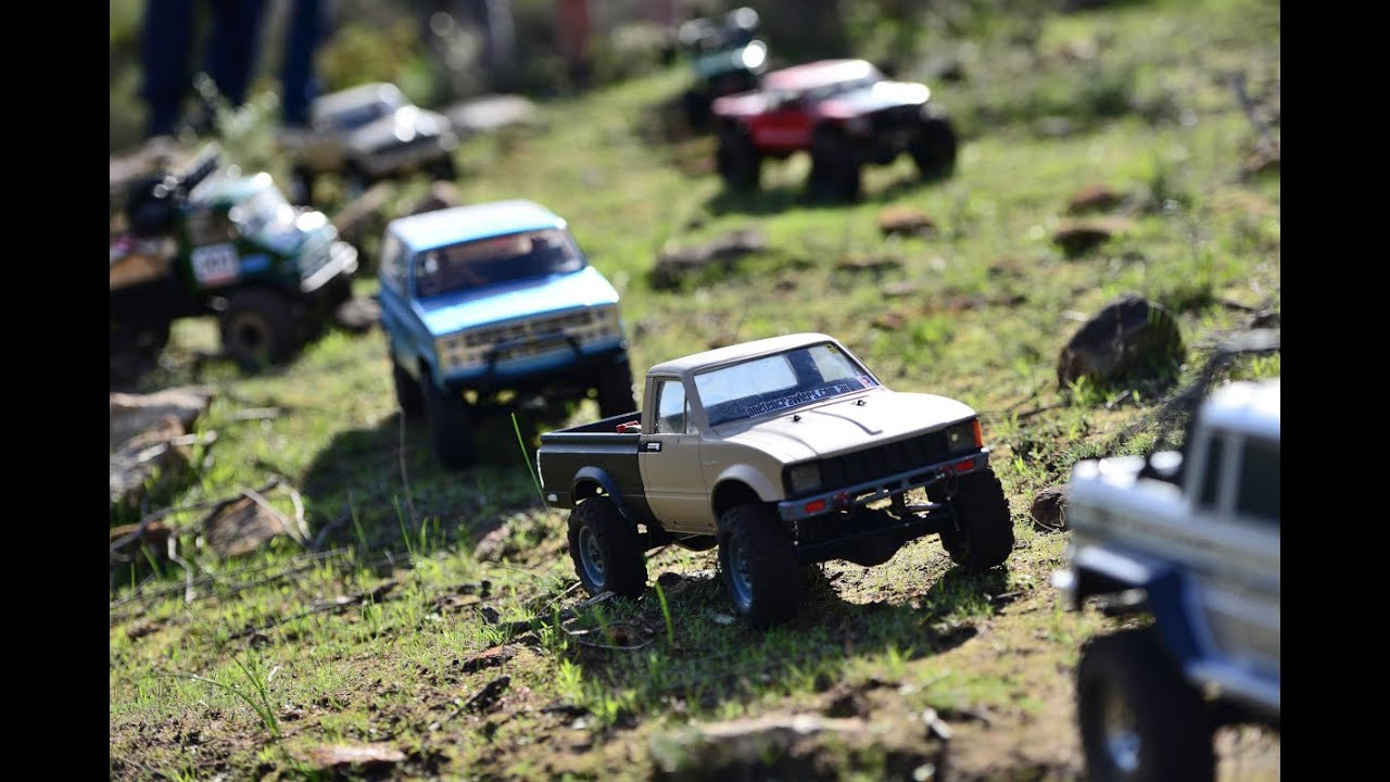 4x4 Brickley Brook Best Top Rc Crawler Car Offroad Trip