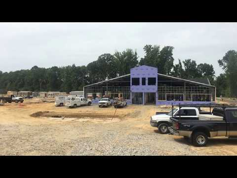 Columbia Gas of Virginia Training Center Time Lapse